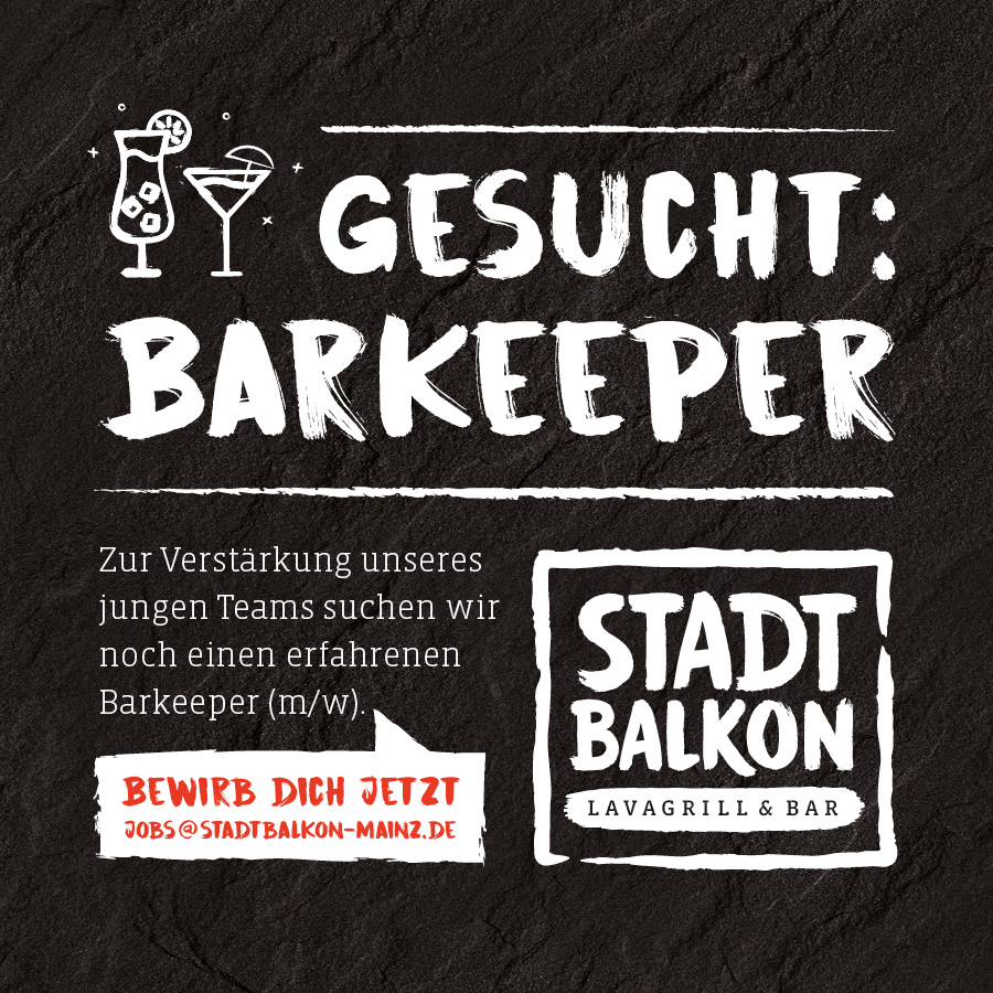 Stellenausschreibung_Barkeeper