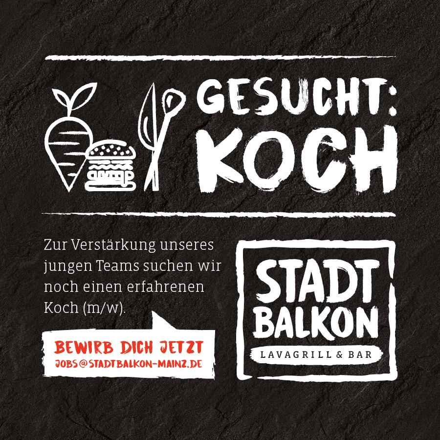 Stellenausschreibung_Koch